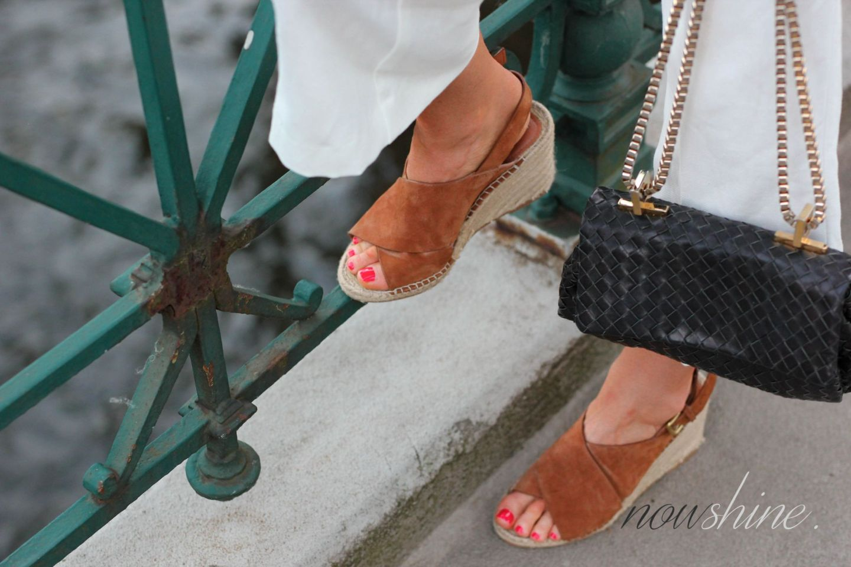 H&M Premium Linie - schönste Sandalen aus Leder - Nowshine Fashion Blog ü 40