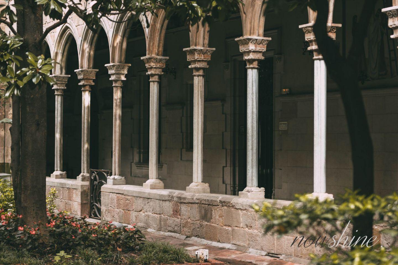Kurztrip nach Barcelona - Nowshine Reisetipps - Kirche