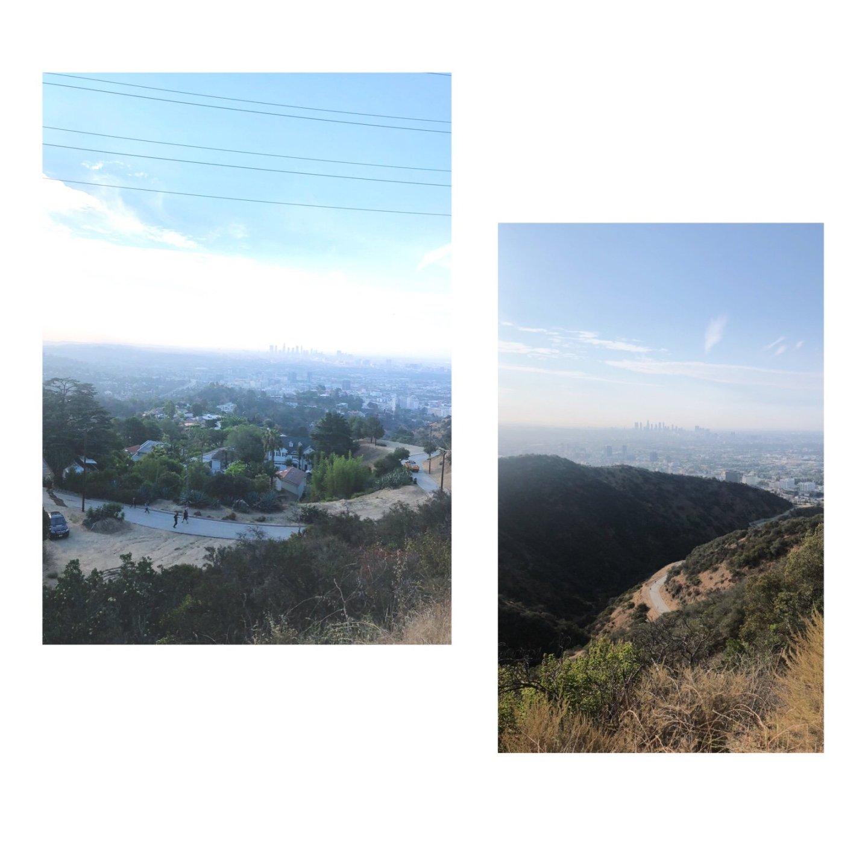 Los Angeles Tipps und Empfehlungen - Haken am Runyon Canyon - Reiseblog ü 40