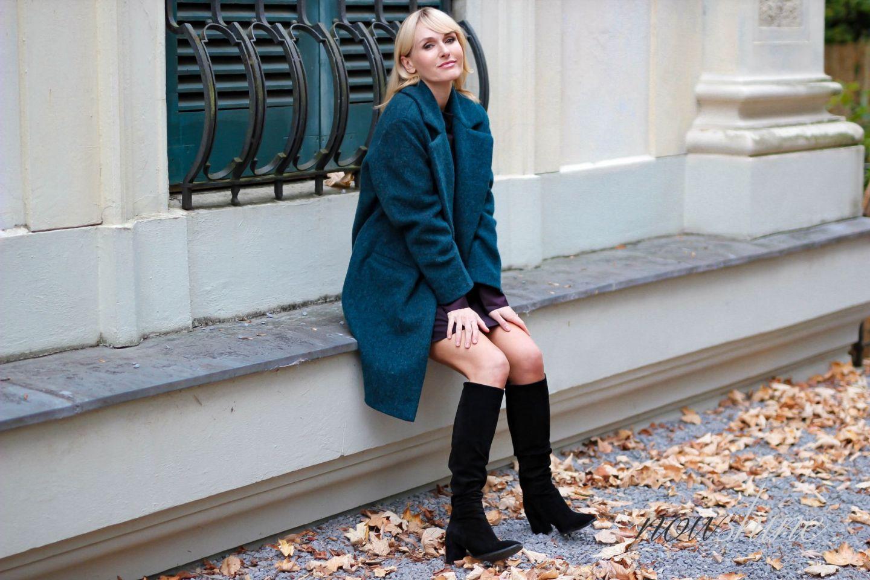 Blazermantel im Oversized-Look von Bonita - Capsule Wardrobe Beispiele für Herbst und Winter