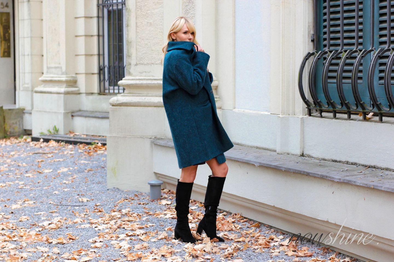 Blazermantel im Oversized-Look von Bonita - Capsule Wardrobe Beispiel