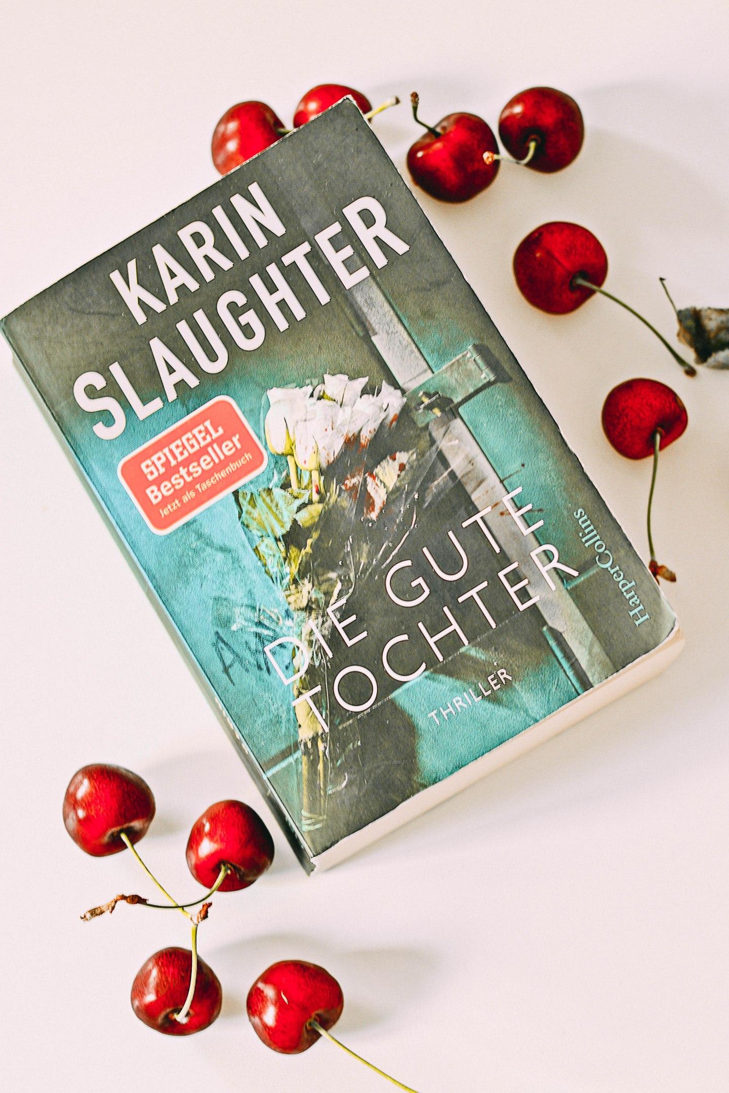 Büchertipps für den Urlaub, Karin Slaughter Die gute Tochter