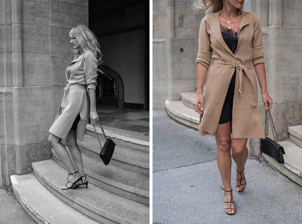 WENZfriends Day 2019 - Gewinne einen Styling-Tag mit der besten Freundin-Strickjacke Beige von WENZ, Dorota Retterath Nowshine Mode, Beauty und Lifestyle Blog