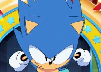 Sonic Mania, Sonic opening