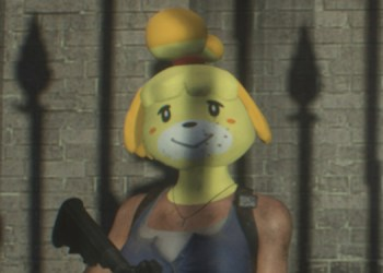 Resident Evil 3 featuring Isabelle
