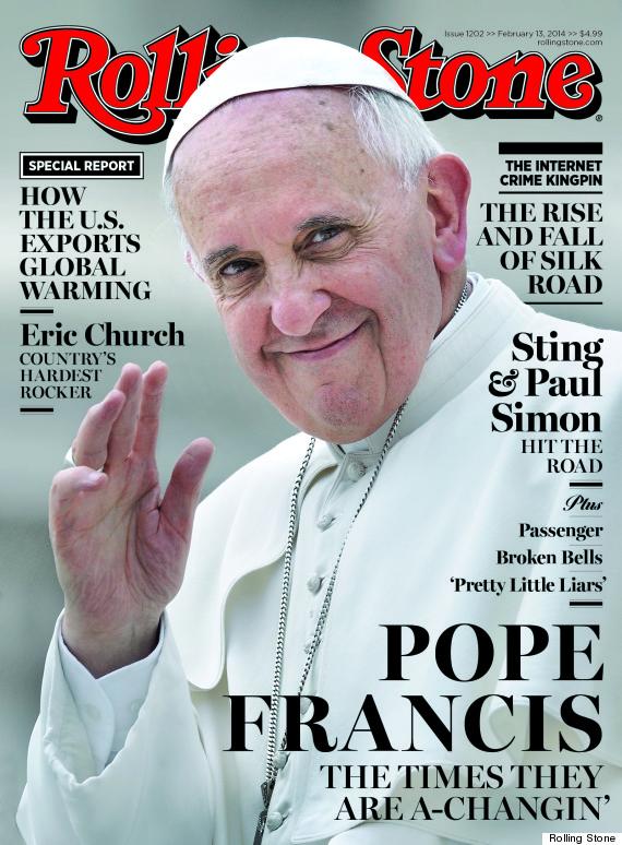 Papa-francis-on-cover-rolling-stone-uno-mundo-iglesia de falso profeta