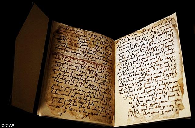 worlds-oldest-quran-birmingham-fragment-islam-muhammed-muslims-plagiarized