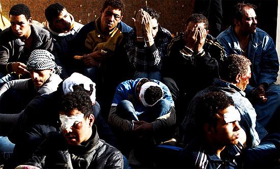 Al-Masry Al-Youm Reports  On Muslim Brotherhood Torture Chambers