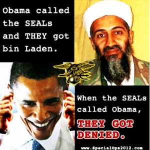 Facebook Censors Navy SEALs To Protect Obama On Benghazi-Gate