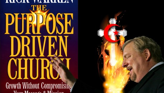 Rick Warren's Chrislam Starts To Spread In America