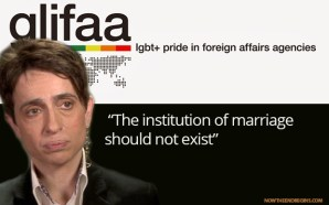 lgbt-glifaa-us-state-department-masha-gessen-barack-obama-marriage-should-not-exist