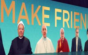Pope Francis And The United Religions Initiative Project