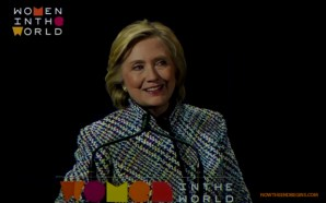 hillary-clinton-world-women-summit-christianity-must-change-to-support-abortion