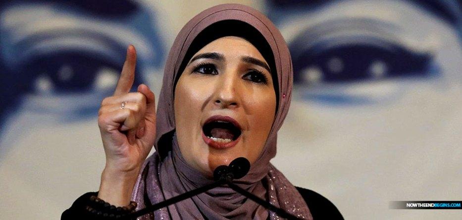 womens-march-linda-sarsour-anti-semitism-hates-jews-supports-louis-farrakhan-liberals