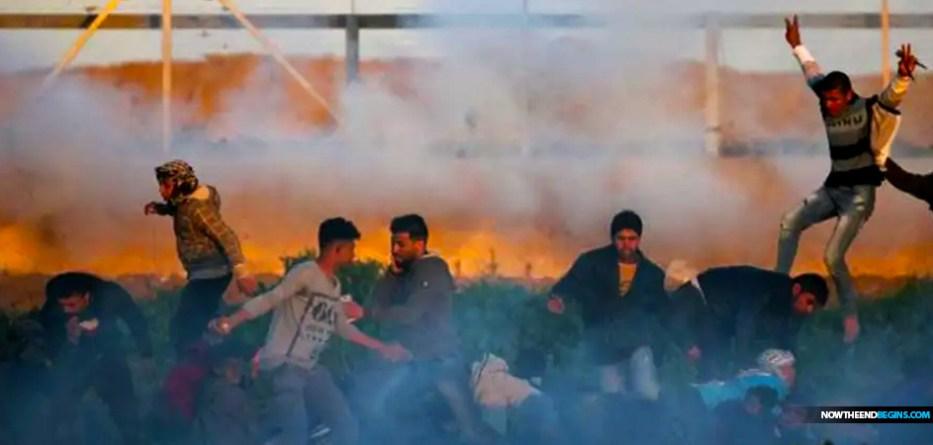 gaza-fence-march-of-return-43-weeks-idf-israel-hamas-palestinian-terrorists