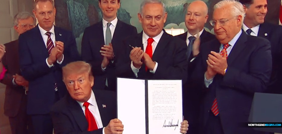president-trump-signs-order-recognizing-israel-control-golan-heights-sovereignty-benjamin-netanyahu