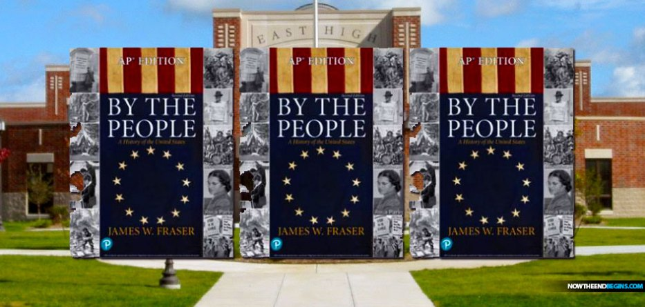 high-school-textbook-by-the-people-a-history-of-united-states-says-donald-trump-supporters-racists-hillary-clinton-good-pearson-liberals-public-schools