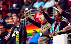 united-methodist-church-split-over-lgbtq-policies-gay-pastors-same-sex-marriage-laodicea-end-times