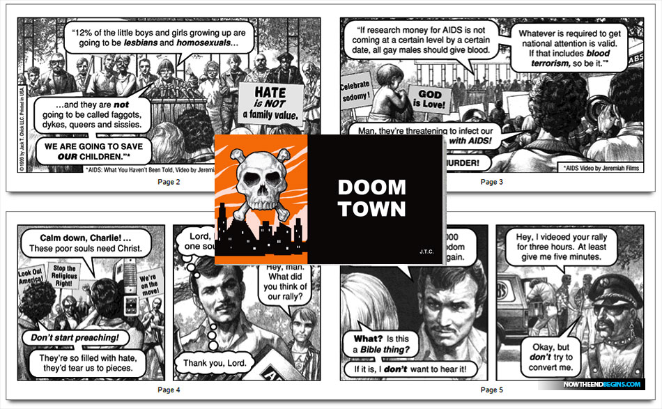 Doom Town, the story of Sodom