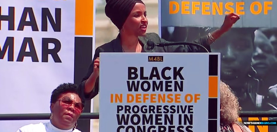Democrat Ilhan Omar: America Is Not Going to Be the 'Country of White People'