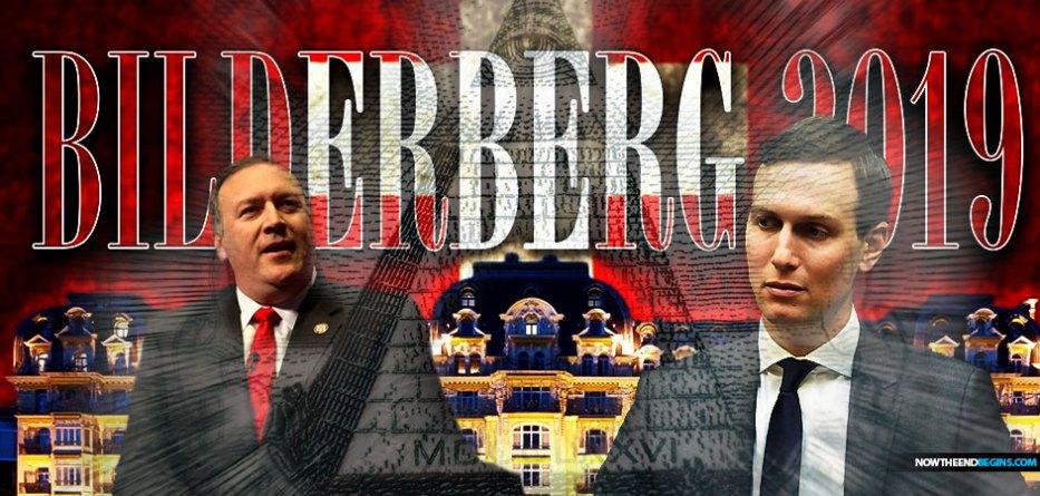 Mike Pompeo and Jared Kushner Attend Bilderberg 2019 Strategic World Order