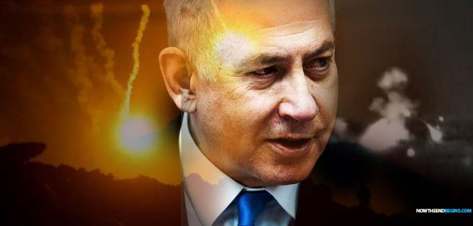 Netanyahu threatens Iran, citing overnight Israeli strikes in Syria