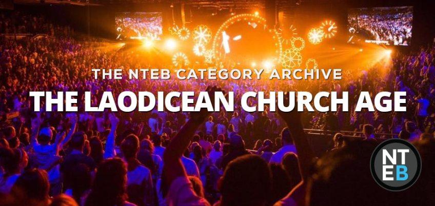 The End Times Laodicean Church