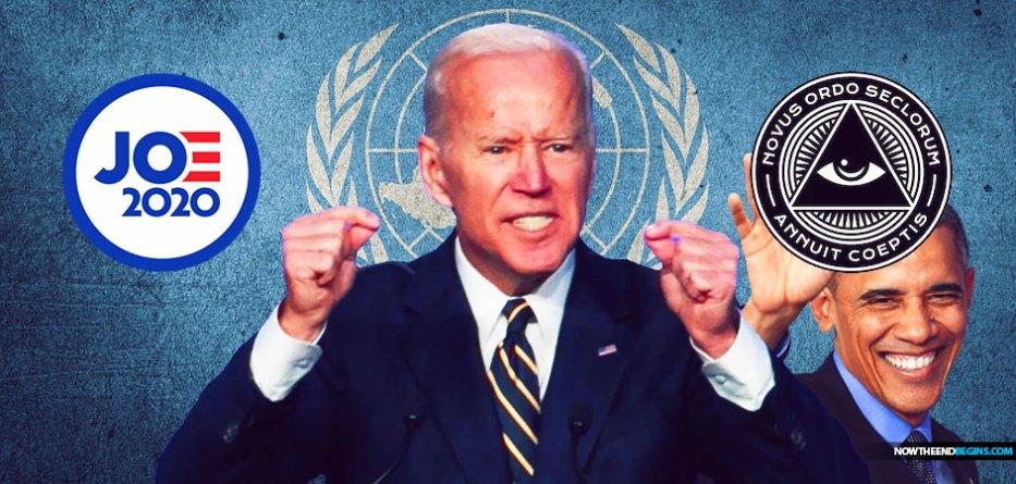Blasting Trump, Biden pledges global summit on democracy