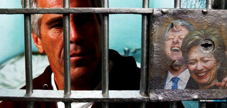 Jeffrey Epstein Suicide Attack In Jail Clinton Dead Pool