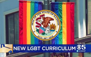 Illinois passes law making LGBTQ+P for Pedophile history lessons in schools compulsory