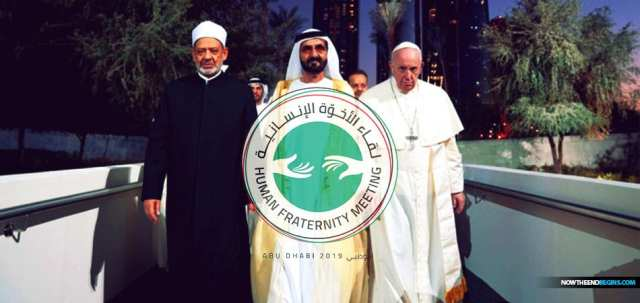 Pope Francis Issues The Order To Create Global Committee To Implement His Decree On 'Human Fraternity For World Peace' Signed In United Arab Emirates In February