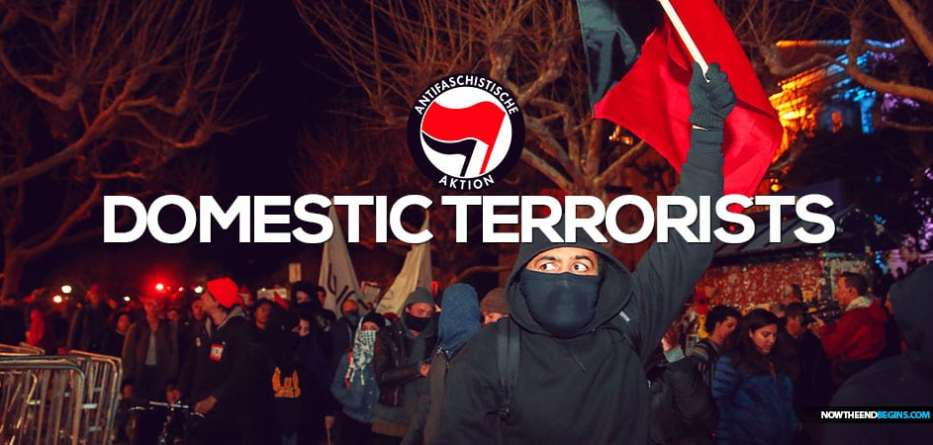 Yes, antifa is the moral equivalent of neo-Nazis