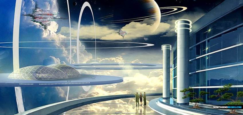 ASGARDIA: 'WORLD'S FIRST SPACE NATION' INAUGURATES HEAD OF STATE