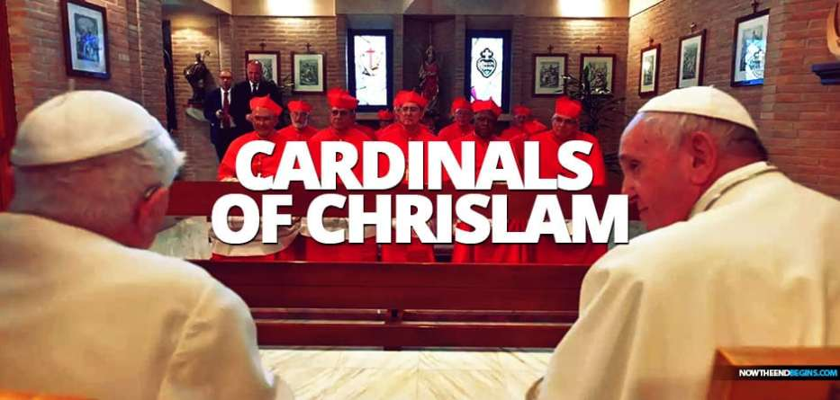 Pope Francis appoints 13 Chrislam cardinals who reflect his inclusive vision for Catholic Church