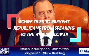 Adam Schiff Impeachment Sham