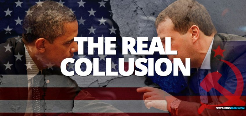 Obama and the Real Russian Collusion