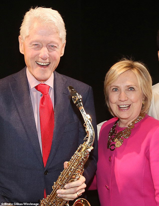 'I'd say it's also likely Hillary has had some help with the use of injectable dermal wrinkle injections.