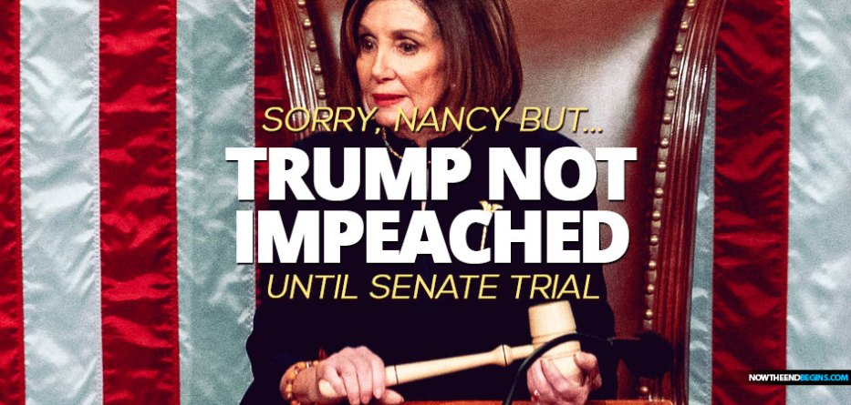 If the House does not communicate its impeachment to the Senate, it hasn't actually impeached the president. Impeachment is a process, not a vote.