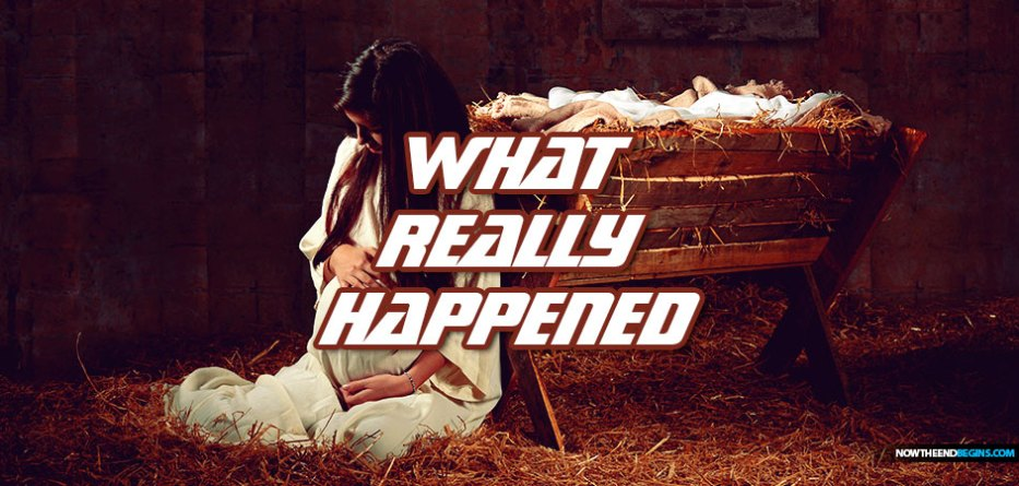 The Mind-Blowing True Story Of The Birth Of Jesus Will Forever Change How You Look At The Roman Catholic Holiday Called Christmas
