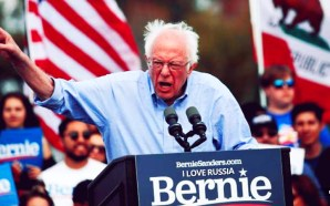Communist Bernie Sanders briefed by U.S. officials that Russia is trying to help his presidential campaign and to win the Democratic nomination.
