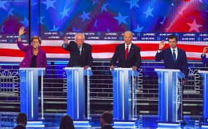 The winners and losers at Wednesday's Democratic debate in Nevada