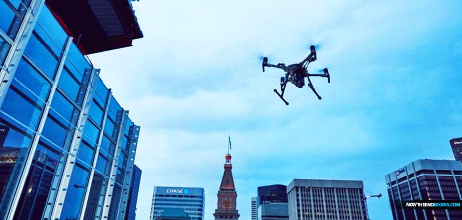 Drone Maker D.J.I. May Be Sending Data to China, U.S. Officials Say