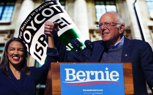 bernie-sanders-aoc-call-for-reduction-in-united-states-aid-israel-annexation-judea-samaria-west-bank-gaza-strip