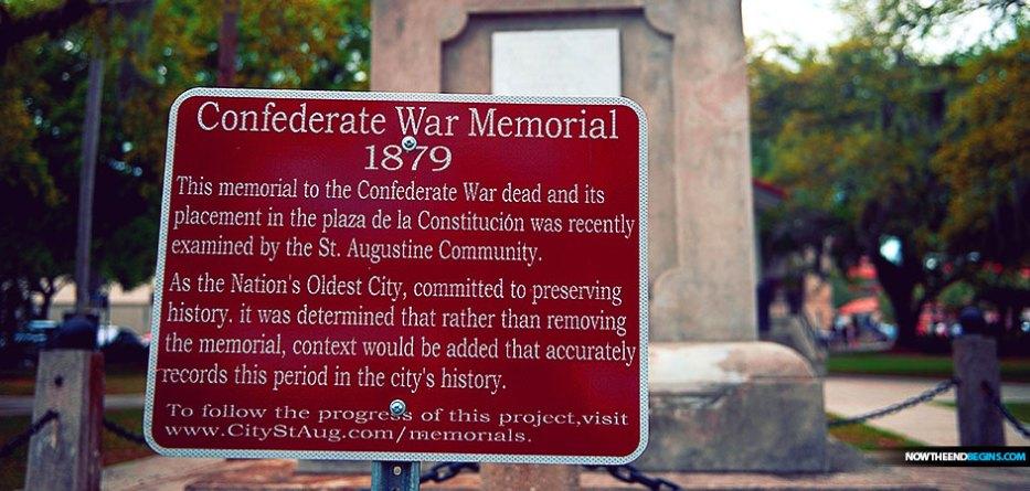black-lives-matter-militants-force-saint-augustine-city-commision-remove-confederate-war-memorial-statues-florida