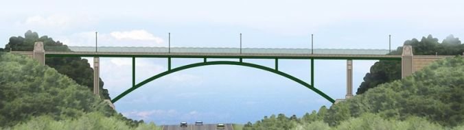 New bridge is expected to look like this