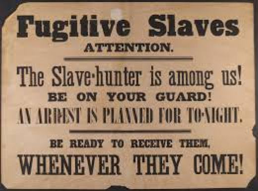black fugitive-slave