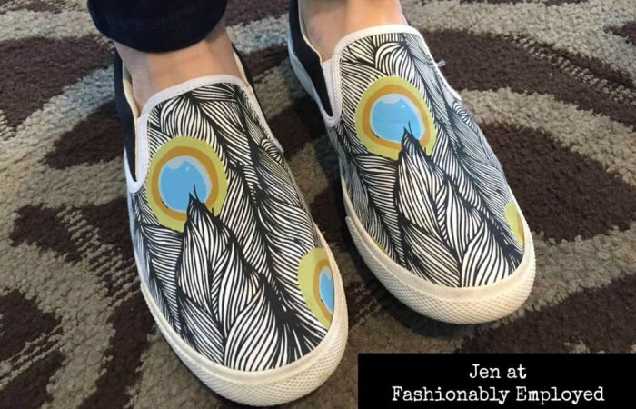 Bucketfeet: Because Shoes Look Better With Graphic Designs!