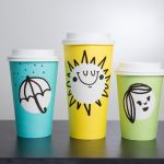 Celebrating Starbucks Spring Cups With A Gift Card Giveaway!