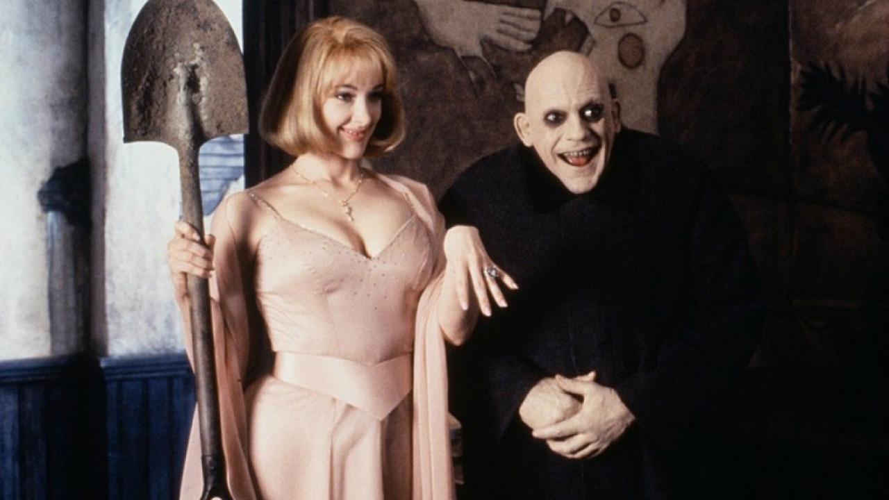 Addams Family Values Cast Movie