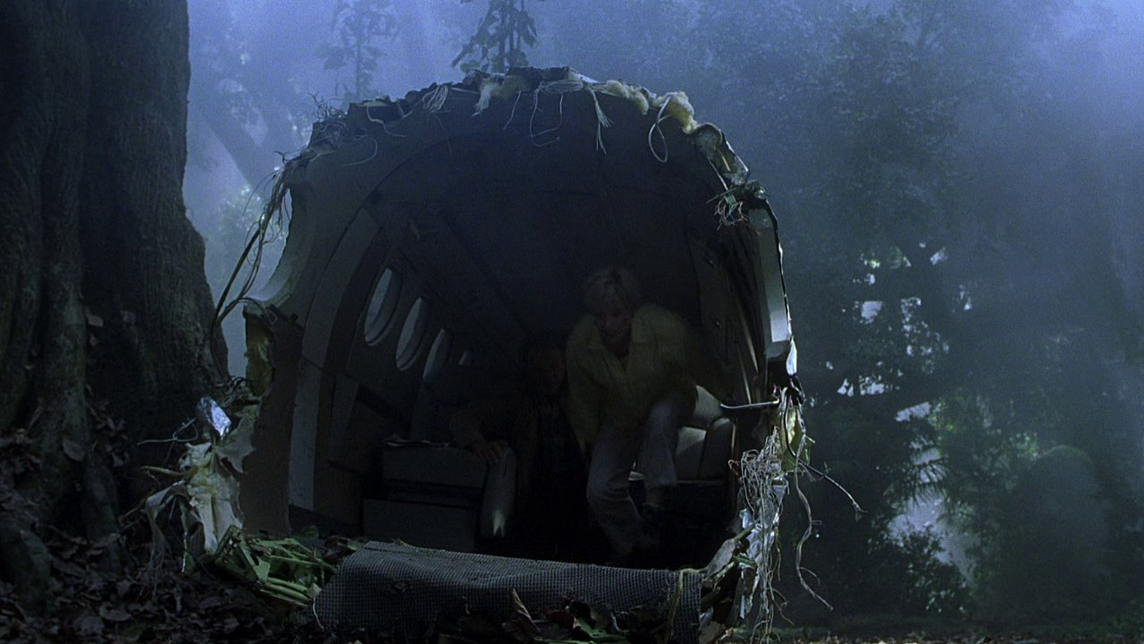 Jurassic Park III (2001) - Reviews | Now Very Bad